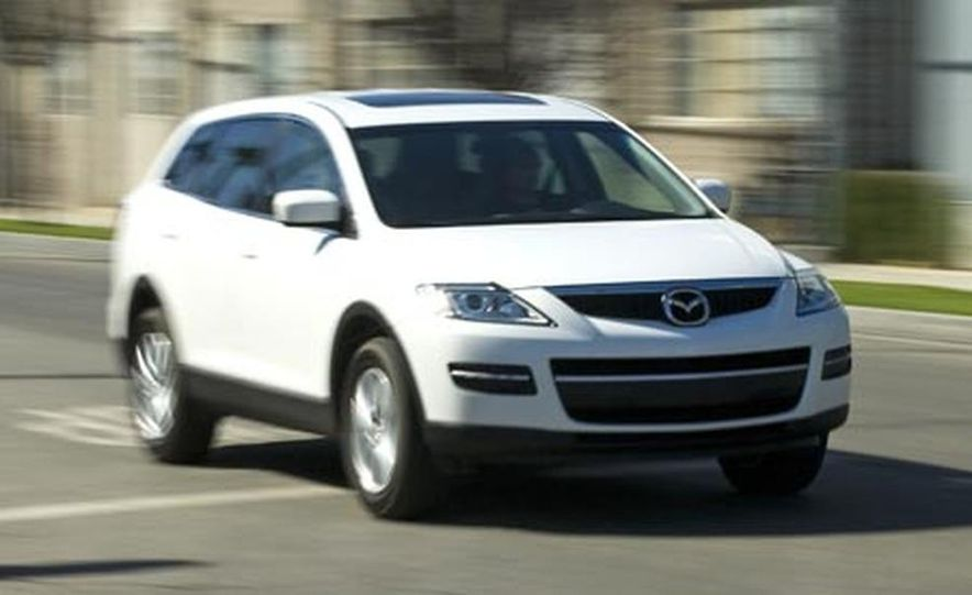 2008 Mazda CX-9 Grand Touring - Slide 11