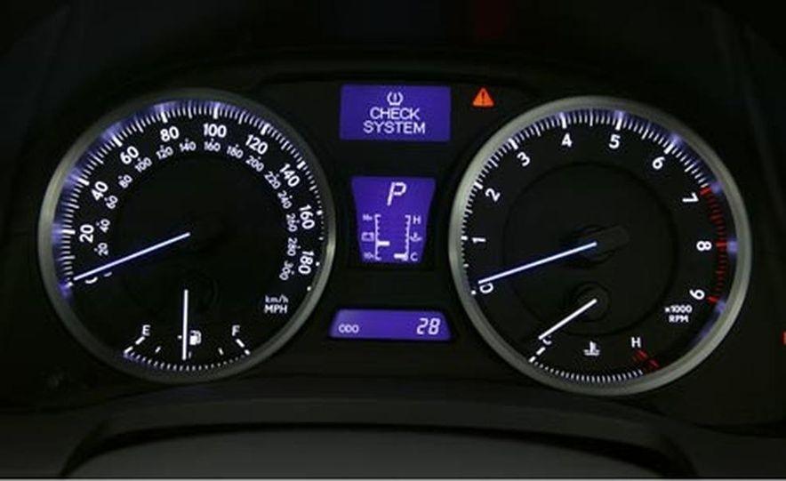 2008 Lexus IS F - Slide 22