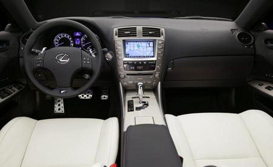 2008 Lexus IS F - Slide 23