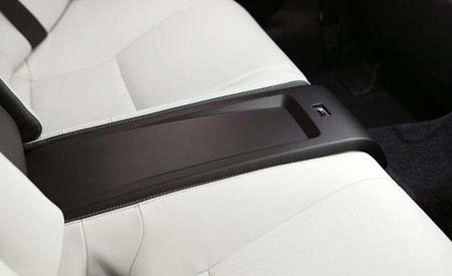 2008 Lexus IS F - Slide 26
