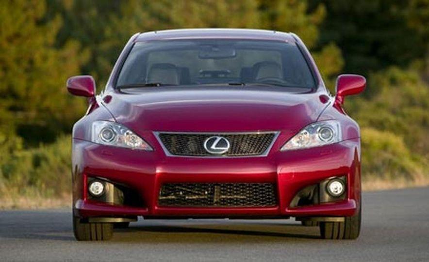 2008 Lexus IS F - Slide 14