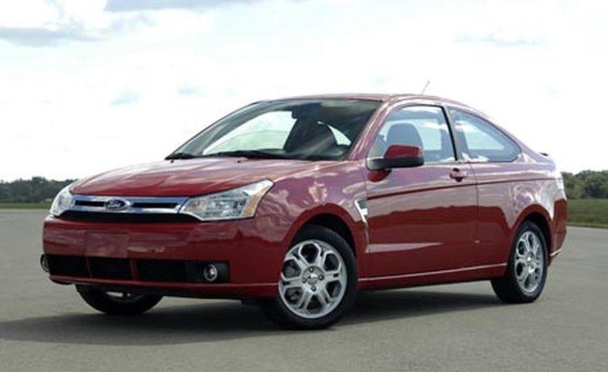 2008 Ford Focus SES<br /> <br /> - Slide 1