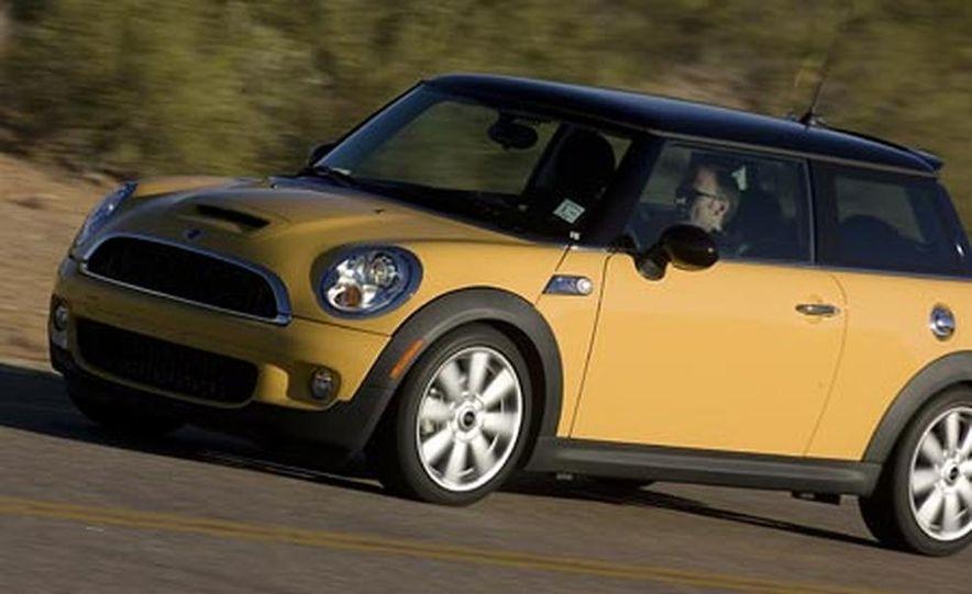 2008 Mini Cooper - Slide 10