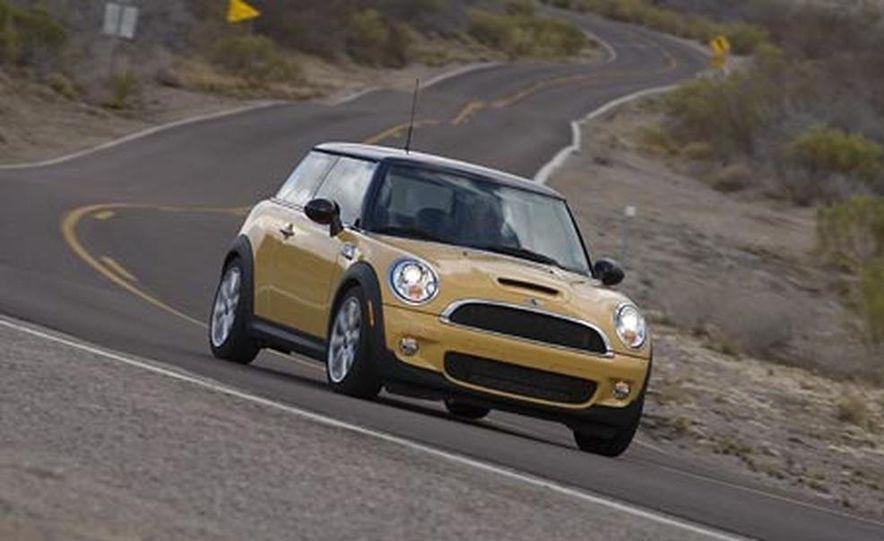 2008 Mini Cooper - Slide 14