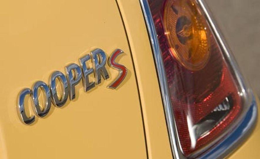 2008 Mini Cooper - Slide 23