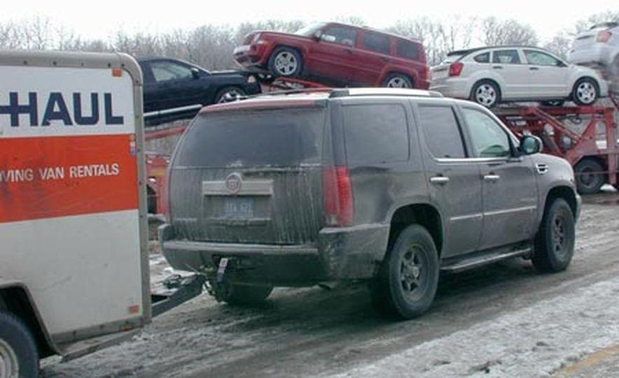 2007 Cadillac Escalade AWD - Slide 6