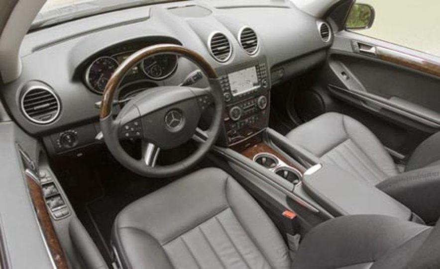 2008 Mercedes-Benz ML550 - Slide 13
