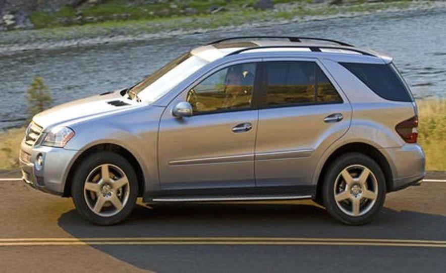 2008 Mercedes-Benz ML550 - Slide 5