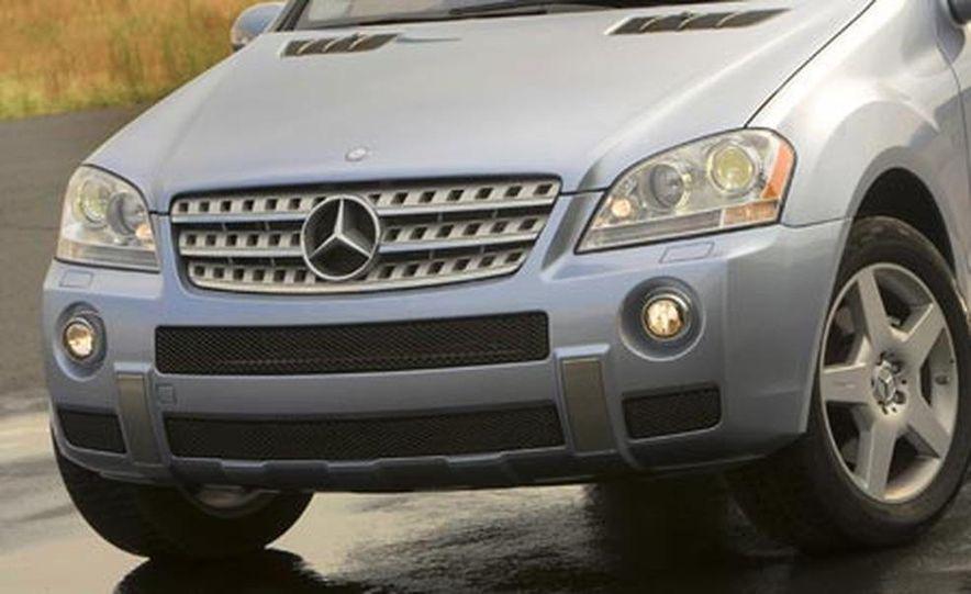 2008 Mercedes-Benz ML550 - Slide 10