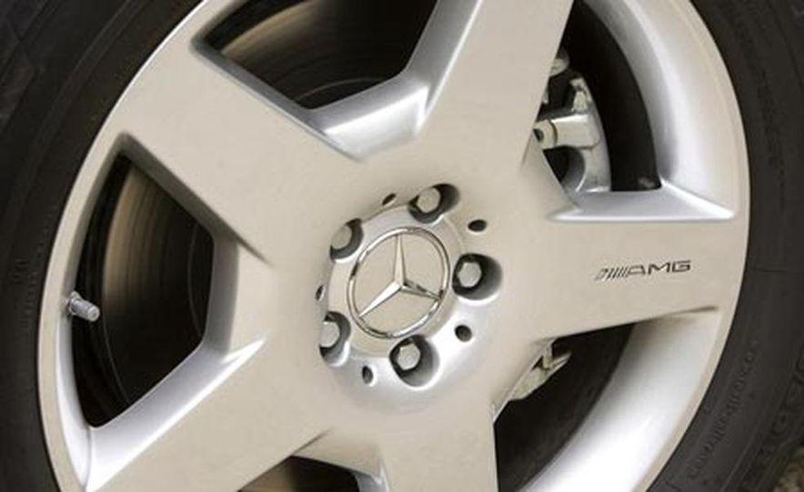 2008 Mercedes-Benz ML550 - Slide 15