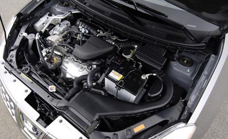 2008 Nissan Rogue - Slide 12