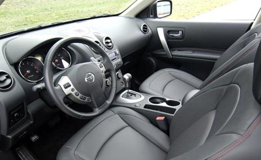 2008 Nissan Rogue - Slide 15