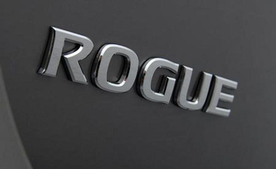 2008 Nissan Rogue - Slide 17