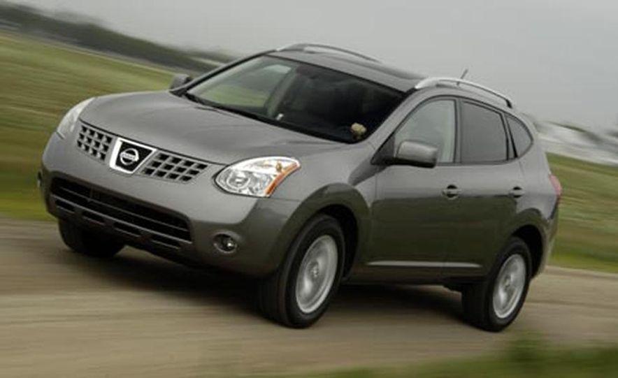 2008 Nissan Rogue - Slide 1