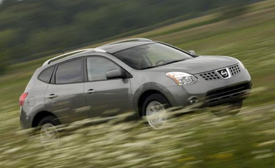 2008 Nissan Rogue - Slide 5