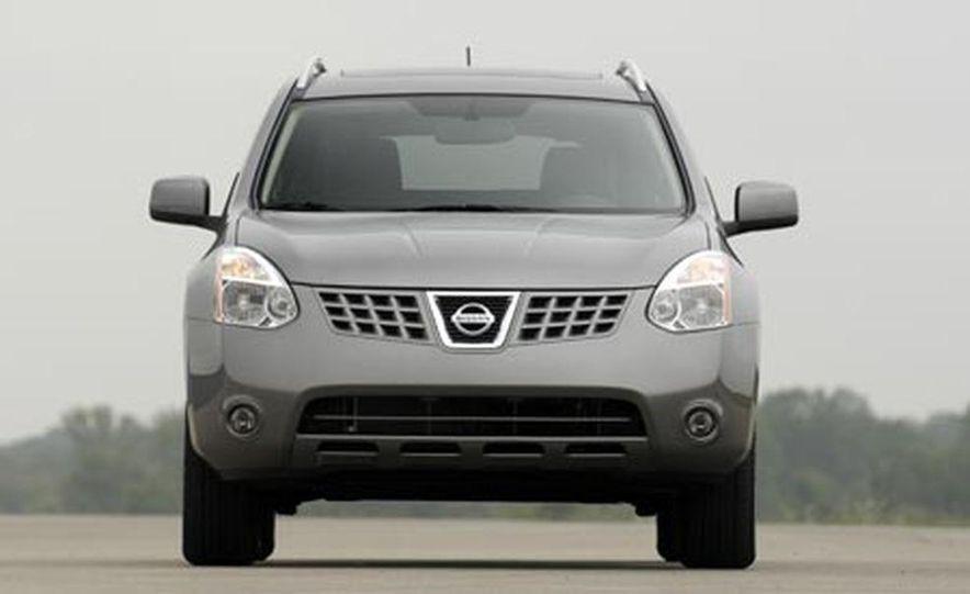 2008 Nissan Rogue - Slide 7