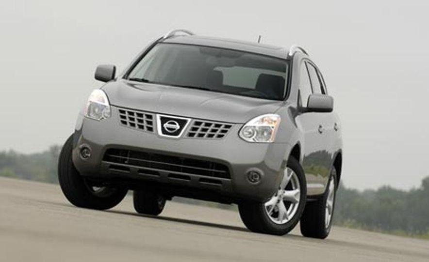 2008 Nissan Rogue - Slide 8