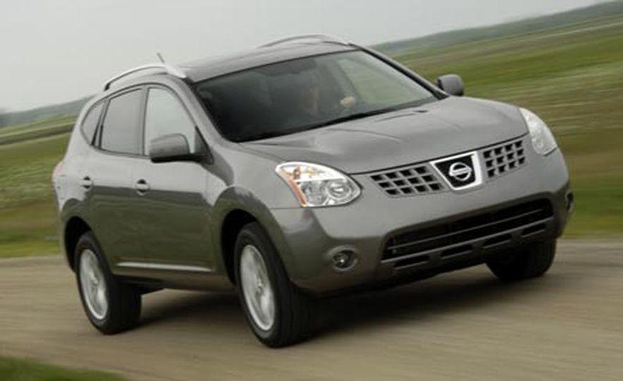 2008 Nissan Rogue - Slide 10