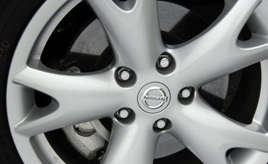 2008 Nissan Rogue - Slide 20