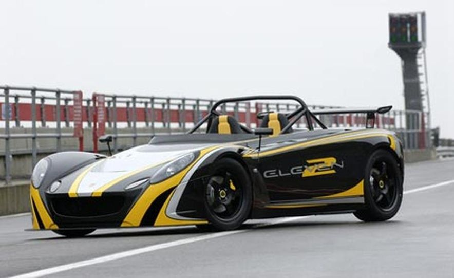 2007 Lotus 2-Eleven - Slide 1