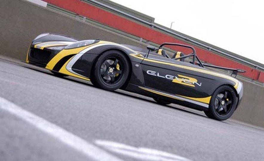 2007 Lotus 2-Eleven - Slide 10