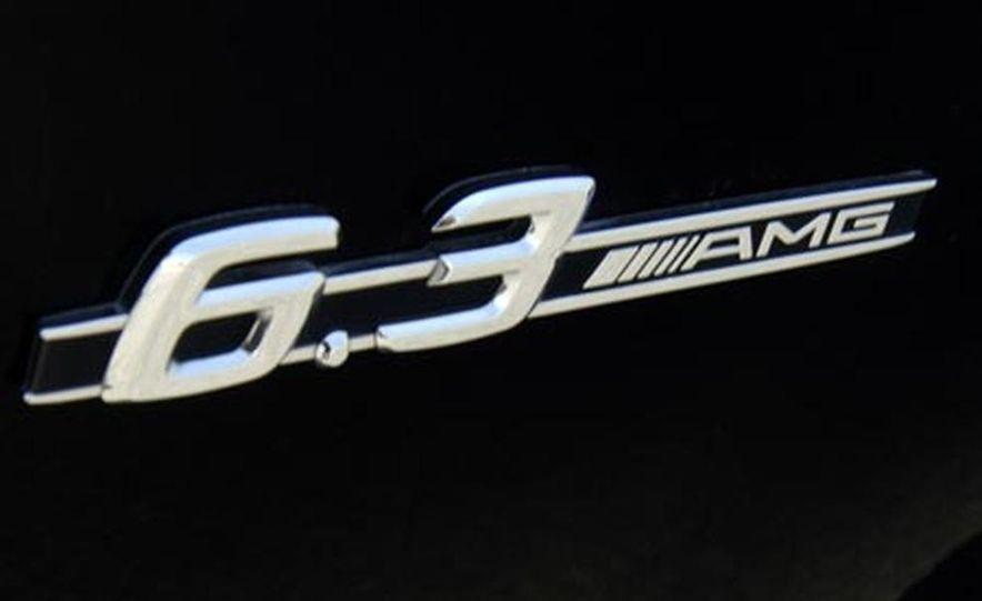 2008 Mercedes-Benz CL63 AMG - Slide 10