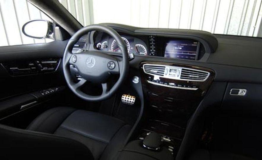 2008 Mercedes-Benz CL63 AMG - Slide 13