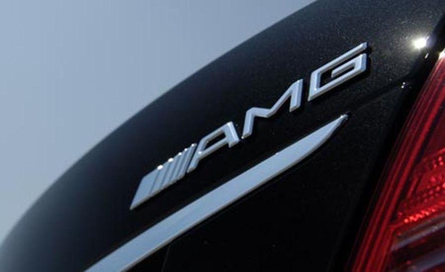 2008 Mercedes-Benz CL63 AMG - Slide 18