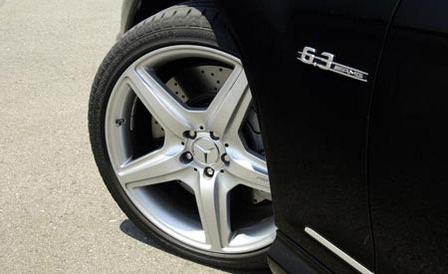 2008 Mercedes-Benz CL63 AMG - Slide 20