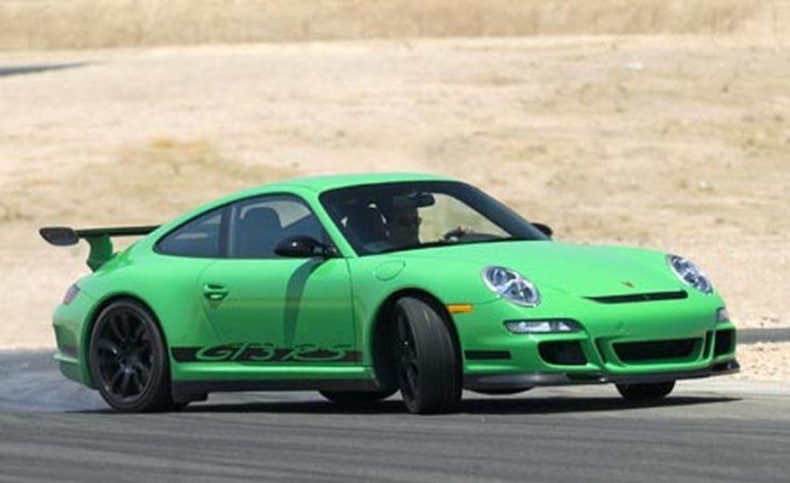 2007 Porsche 911 GT3 RS - Slide 1