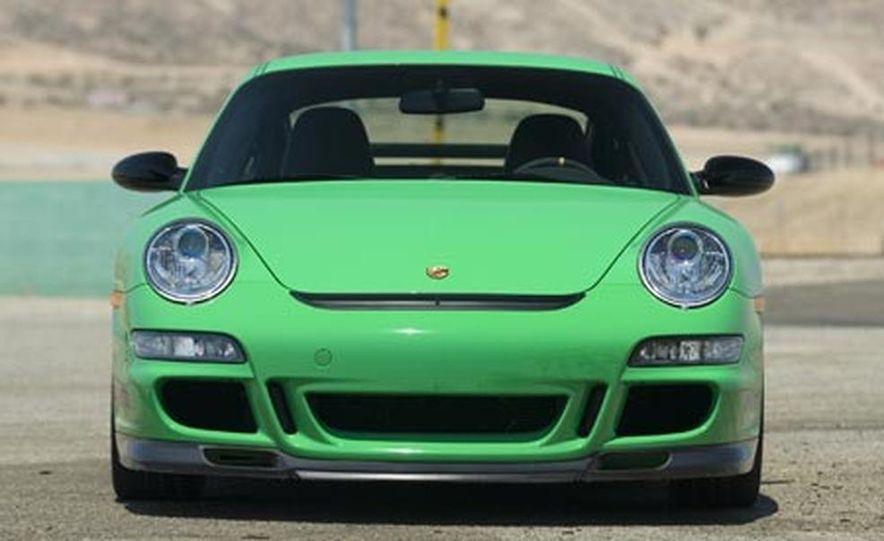 2007 Porsche 911 GT3 RS - Slide 3