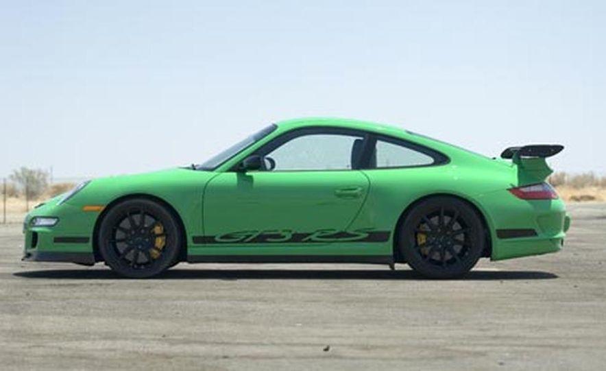 2007 Porsche 911 GT3 RS - Slide 4