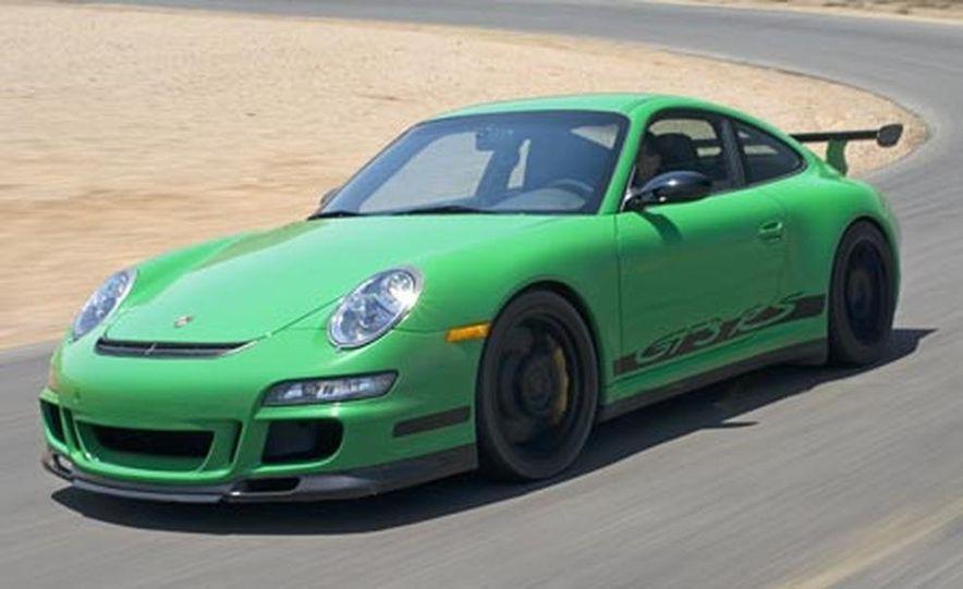 2007 Porsche 911 GT3 RS - Slide 5