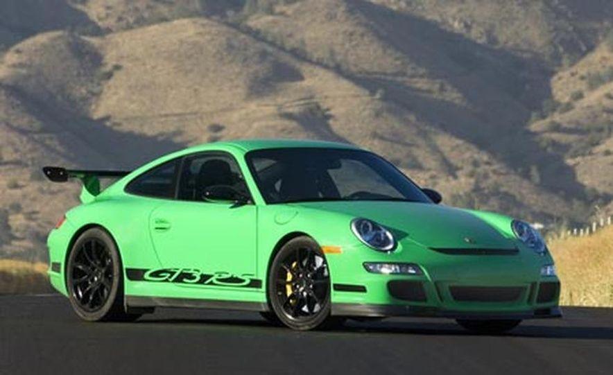 2007 Porsche 911 GT3 RS - Slide 6