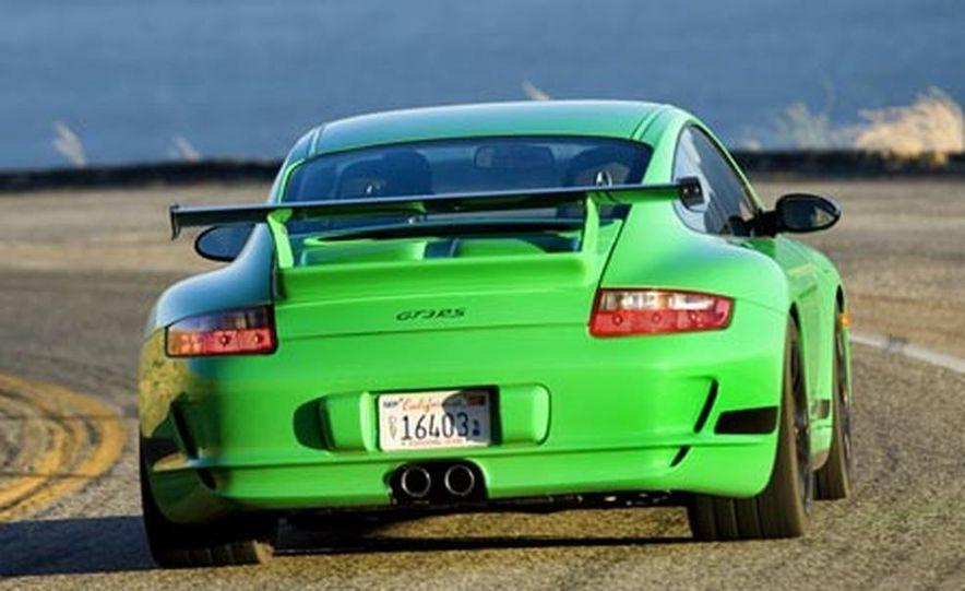 2007 Porsche 911 GT3 RS - Slide 8