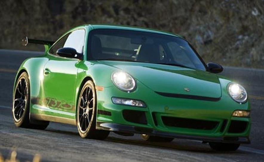2007 Porsche 911 GT3 RS - Slide 9
