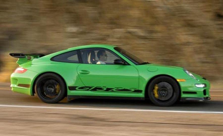 2007 Porsche 911 GT3 RS - Slide 10