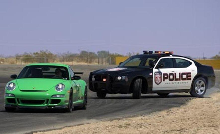 2007 Porsche 911 GT3 RS - Slide 17