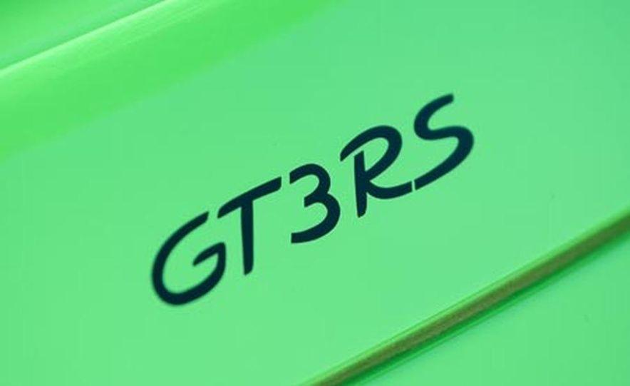 2007 Porsche 911 GT3 RS - Slide 18