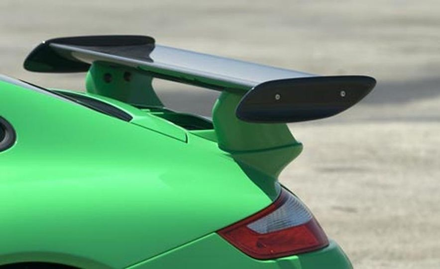 2007 Porsche 911 GT3 RS - Slide 19