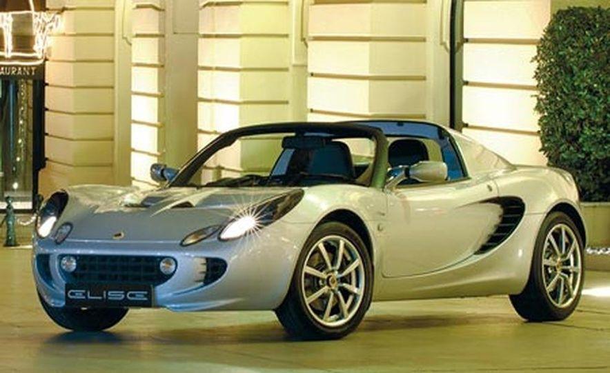 2007 Lotus Elise - Slide 15