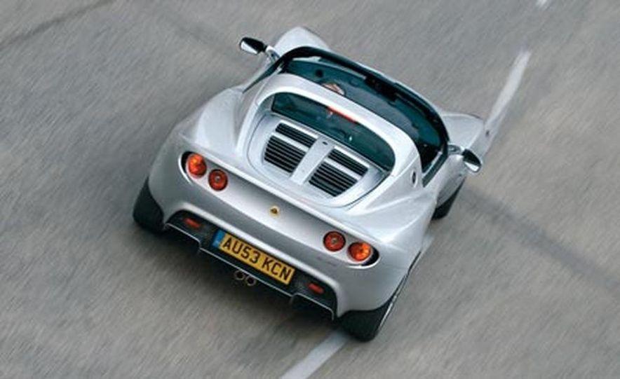 2007 Lotus Elise - Slide 16