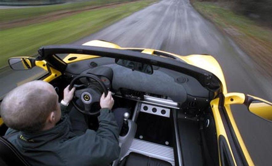 2007 Lotus Elise - Slide 18