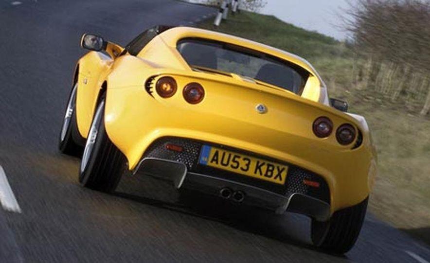2007 Lotus Elise - Slide 19