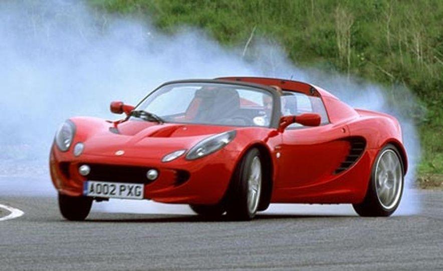 2007 Lotus Elise - Slide 20