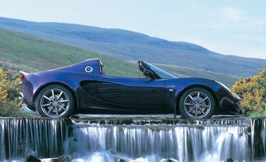 2007 Lotus Elise - Slide 2