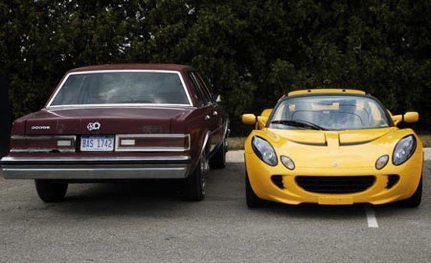 2007 Lotus Elise - Slide 13