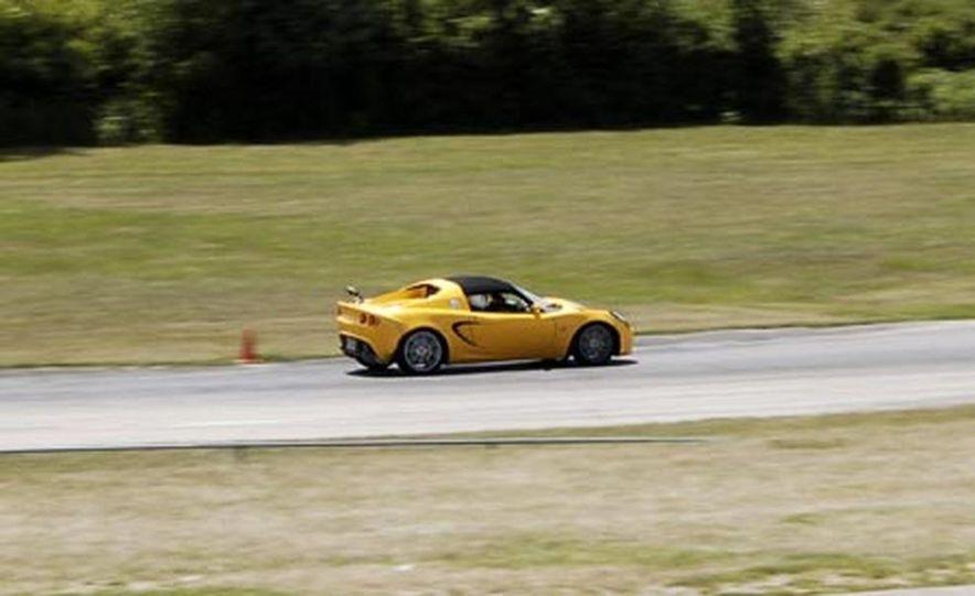 2007 Lotus Elise - Slide 11