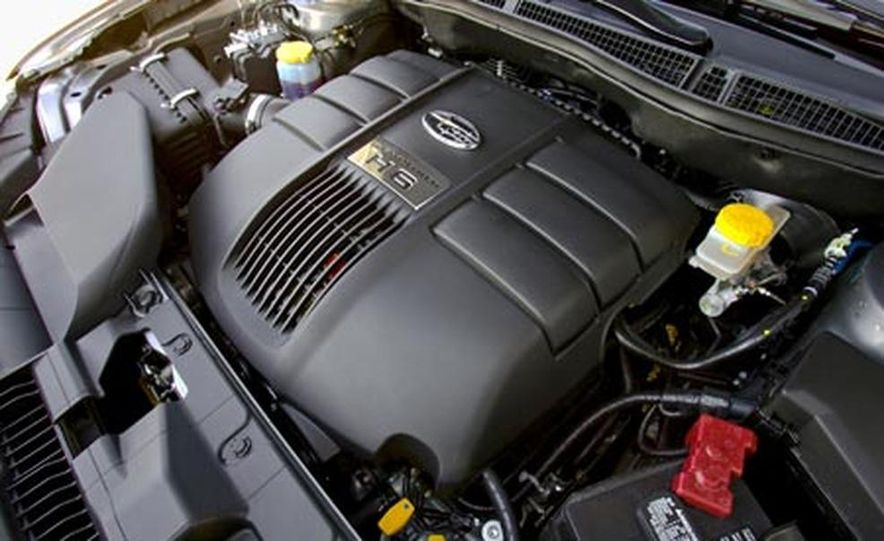 2008 Subaru Tribeca - Slide 12