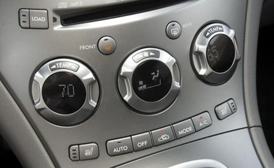 2008 Subaru Tribeca - Slide 13